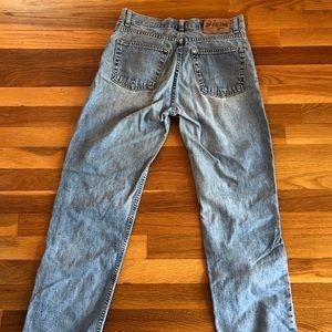 Gap: Low rise Blue Jeans